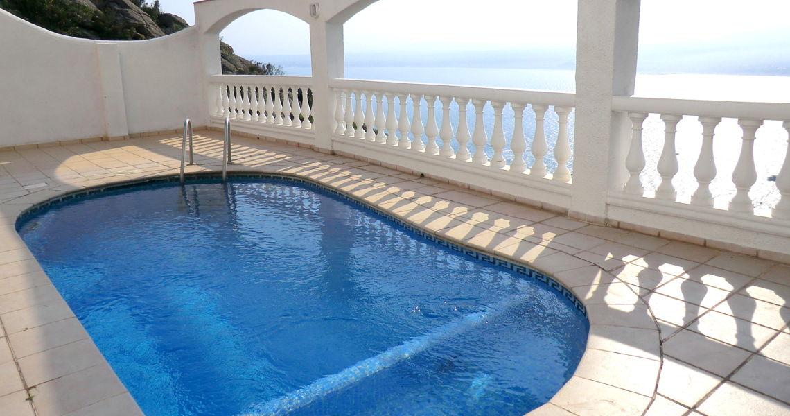 Location villa espagne location espagne escapade for Casas vacacionales con piscina