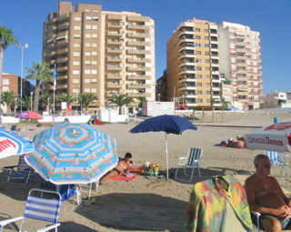 Location Appartement Benicarló - Castellón - Appartements de 120 m2